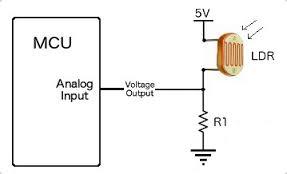 TecnoMelque: Arduino LDR matriz