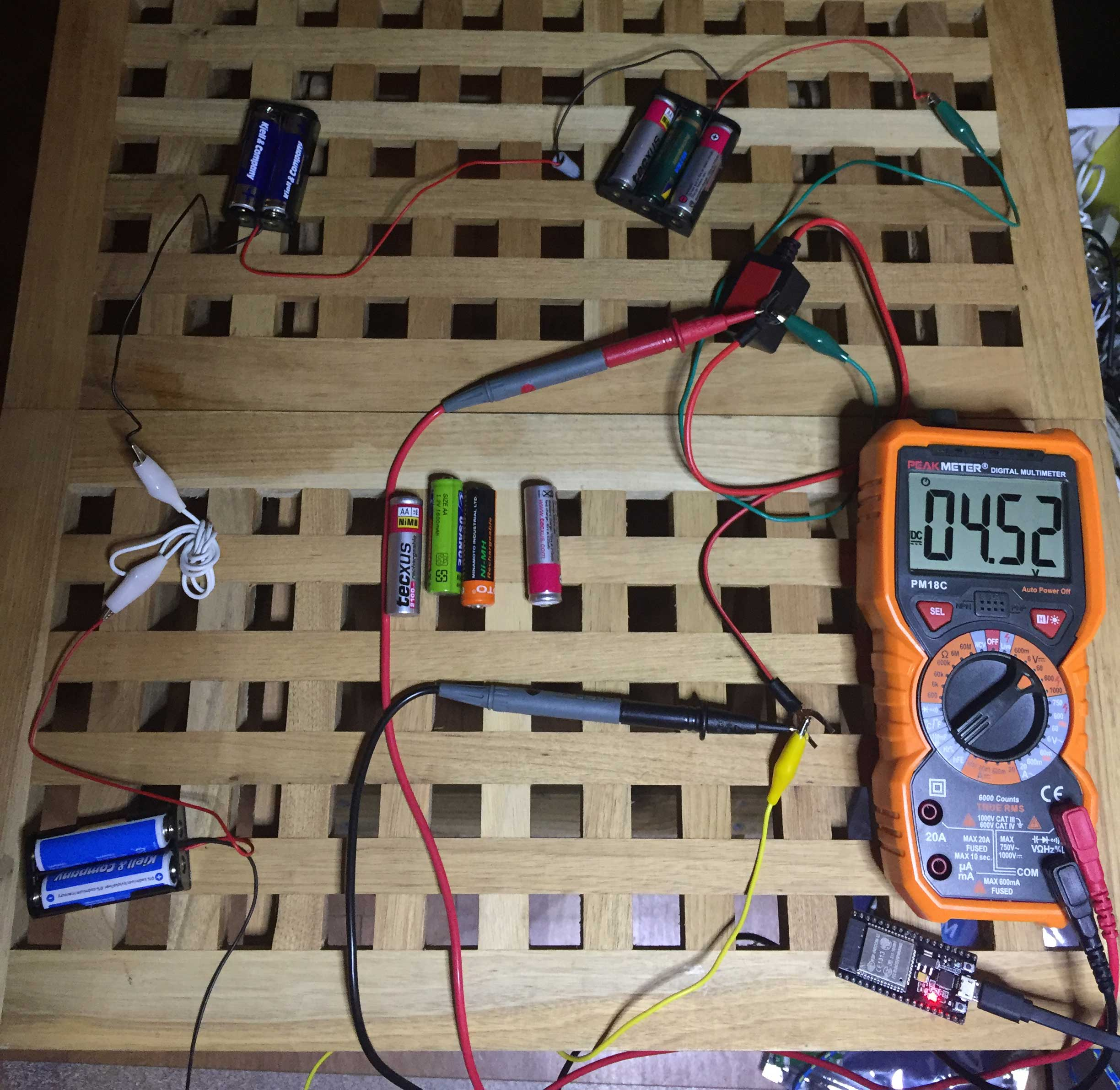 Reverse-engineering a GL10 ble / bluetooth battery monitor using
