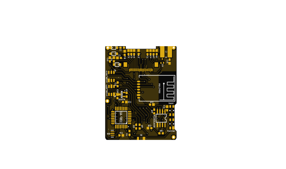 💬 Temperature and humidity sensor(ver ATmega328)+E-Ink