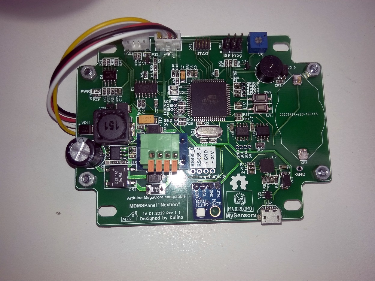 What did you build today (Pictures) ? | MySensors Forum