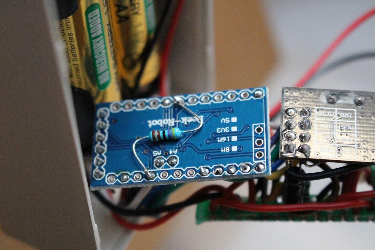 My 2aa Battery Sensor Mysensors Forum Assembling The Arduino Tester Circuit