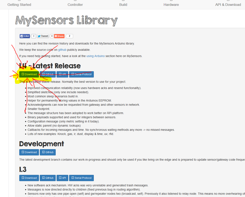 Posts made by robosensor | MySensors Forum