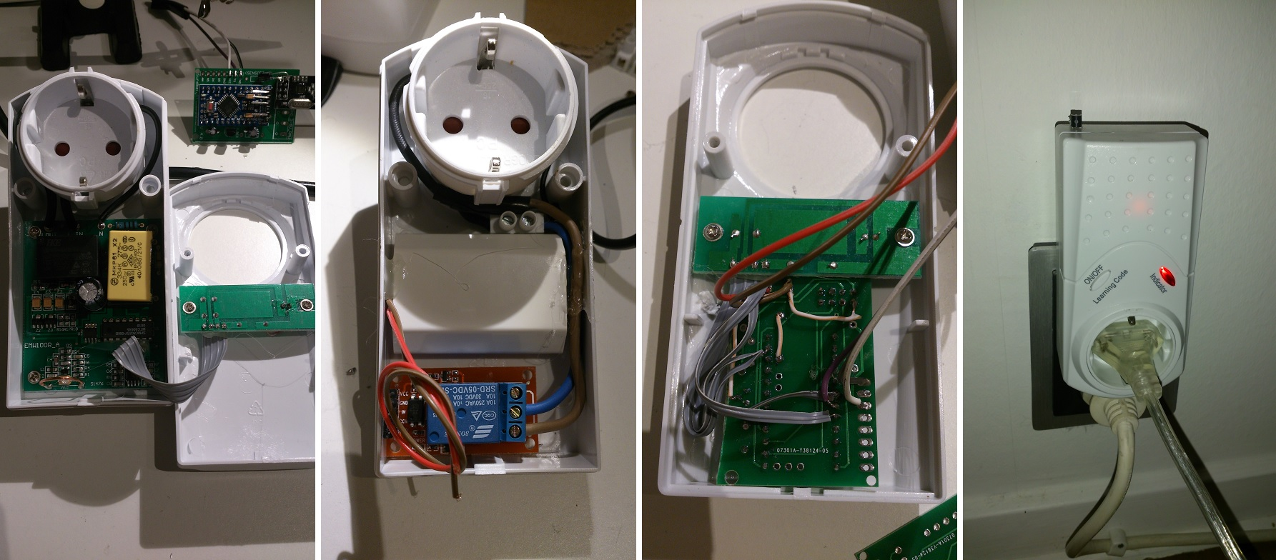8 Lamp Outlet Smart Plug Module Mysensors Forum Wiring