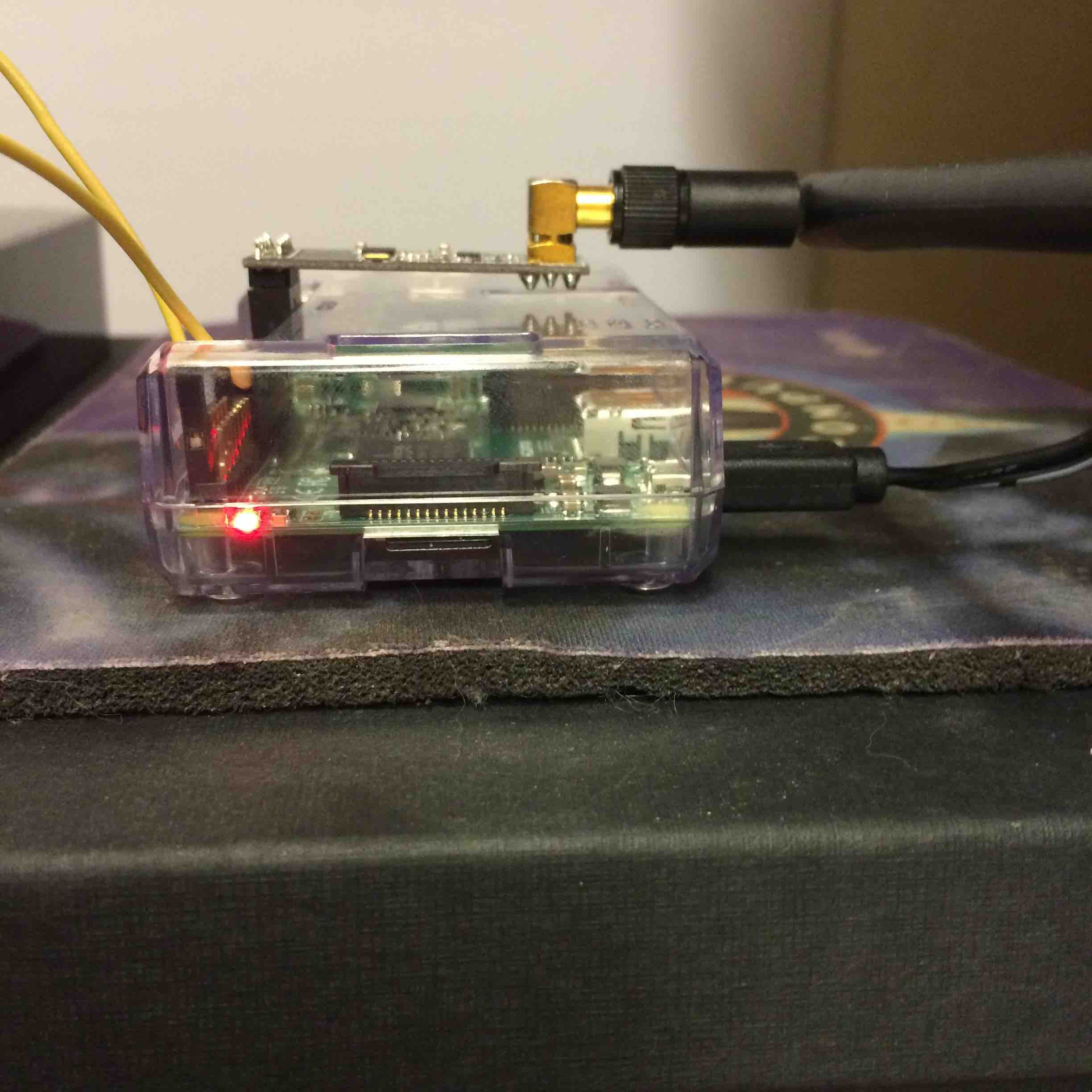 Domoticz as controller **and** a gateway for MySensor nodes running