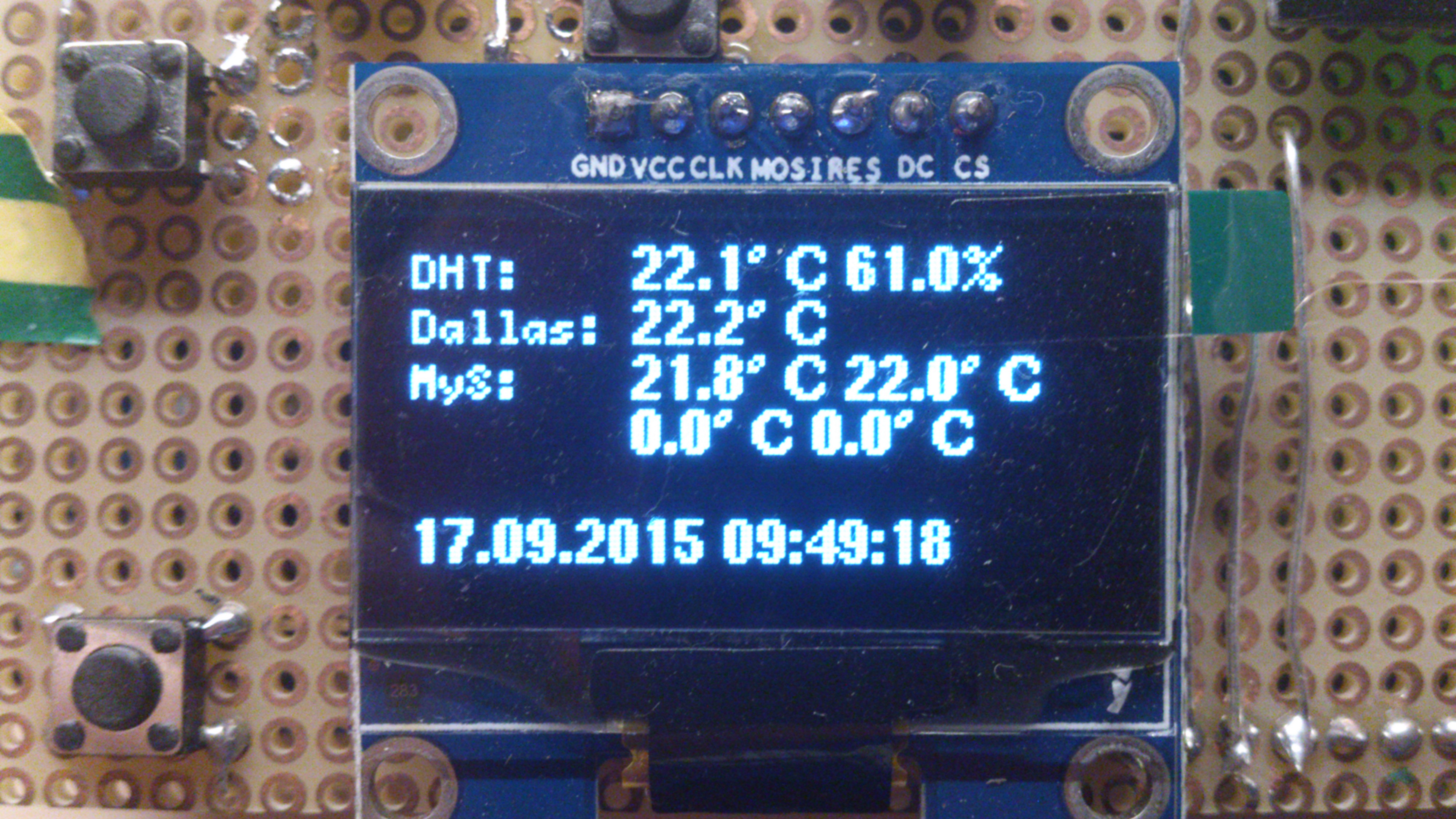 My controller-less mysensors temperature logger | MySensors Forum