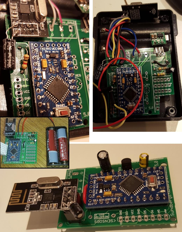 Easy/Newbie PCB for MySensors | MySensors Forum