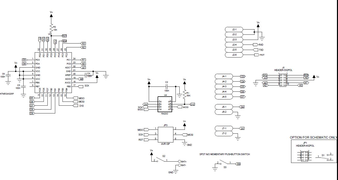 Atmega328 Wiring Diagram : Error flashing bootloader to atmega p au board i design