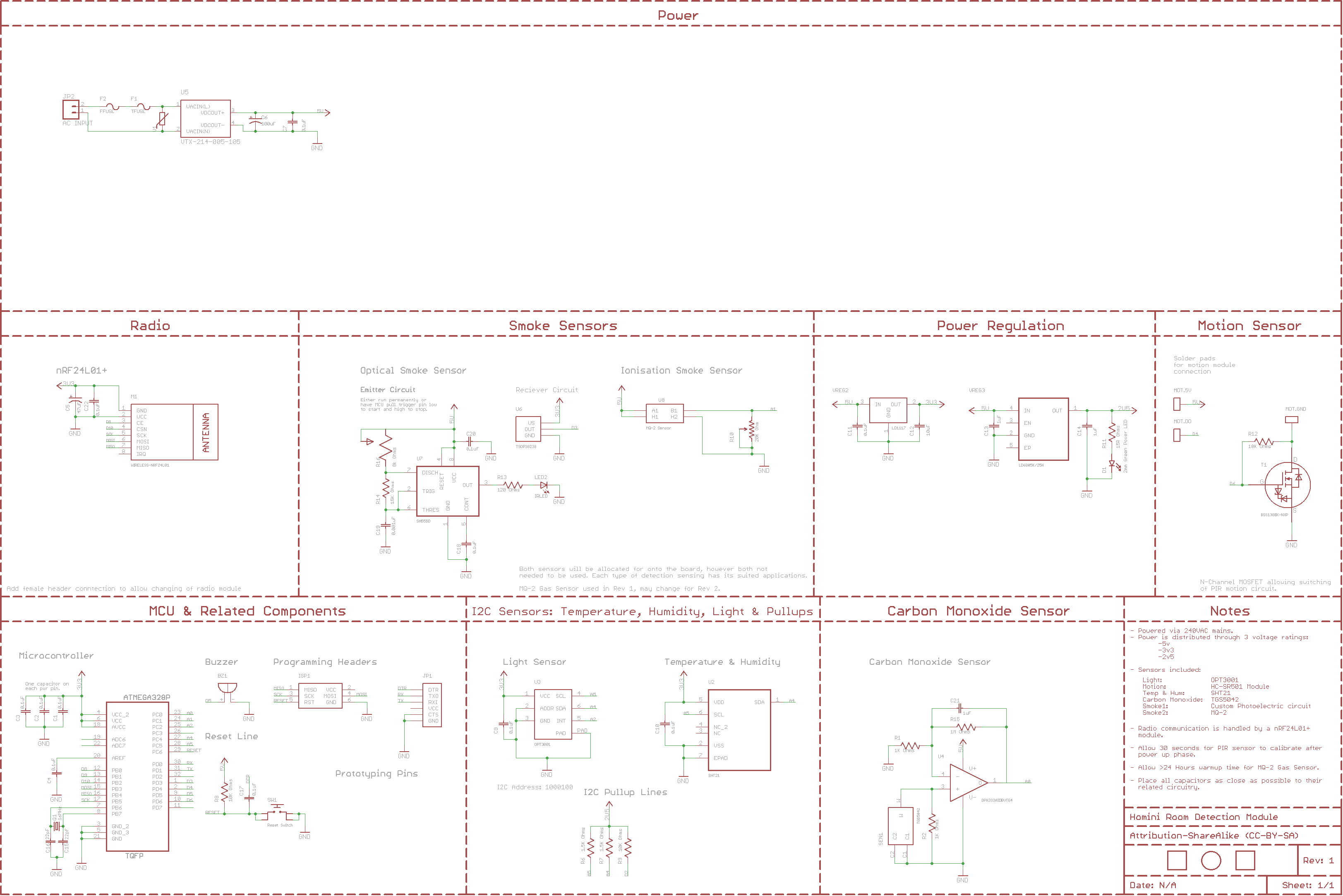 Homini Complete Room Sensor Module Mysensors Forum 555 Digital Temperature Header Circuit 555circuit