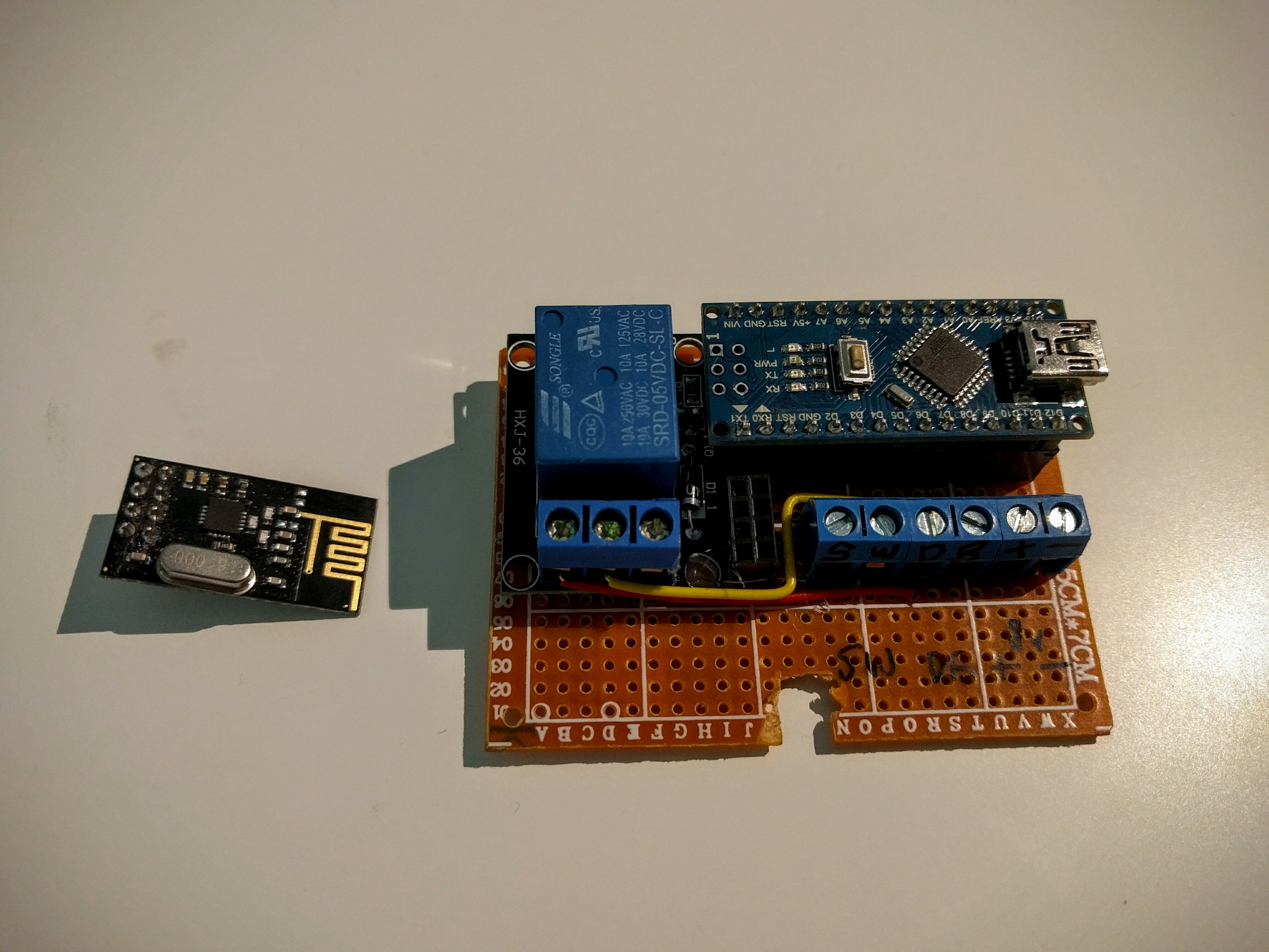 How To - Doorbell Automation Hack   MySensors Forum