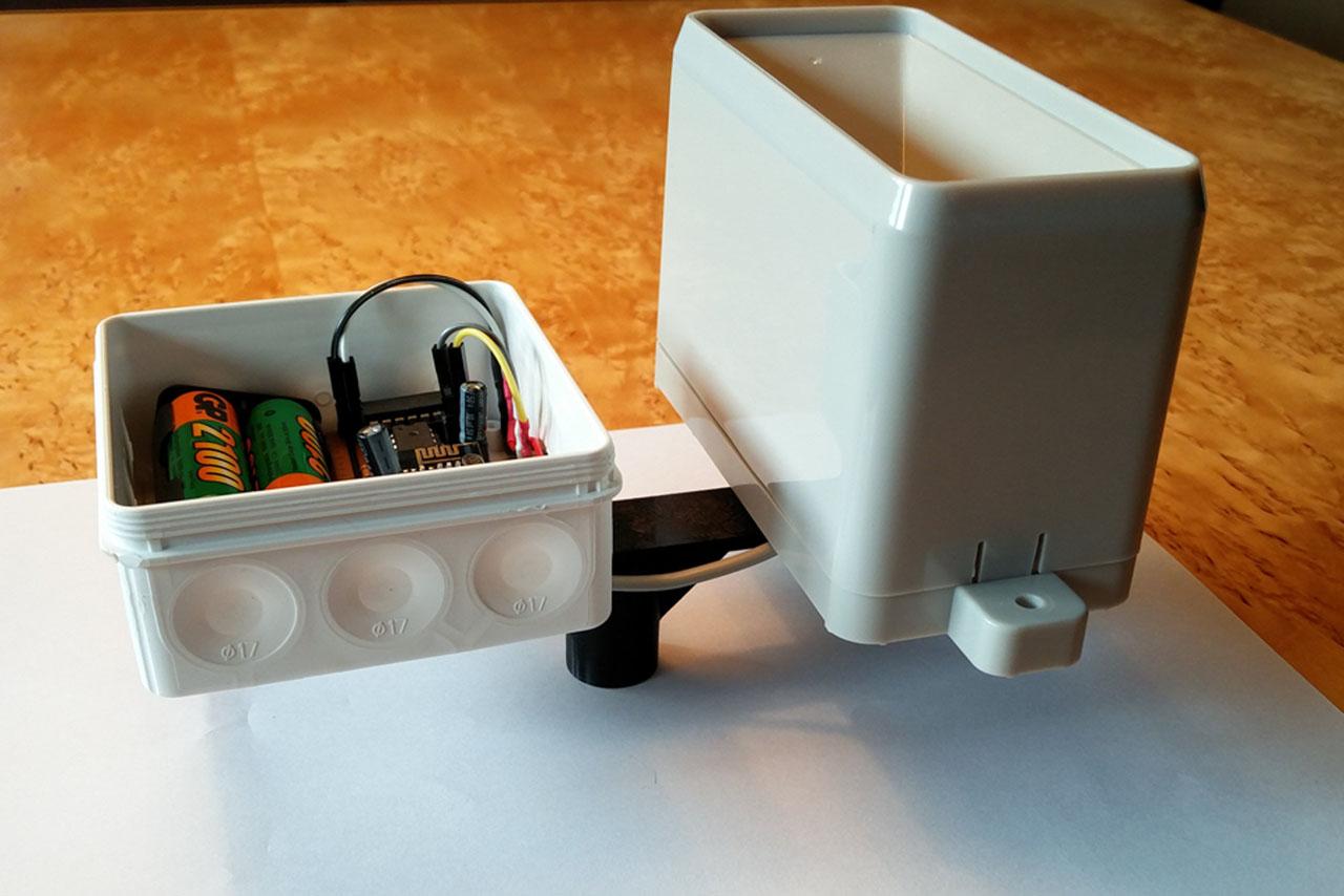 Rain Sensor Mysensors Forum How To Build Detector