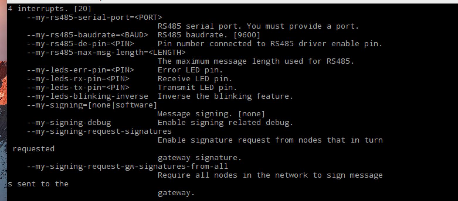 💬 Building a Raspberry Pi Gateway | MySensors Forum