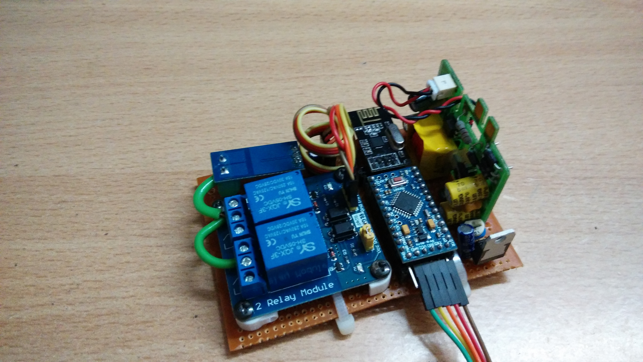 Relay with ACS712 | MySensors Forum