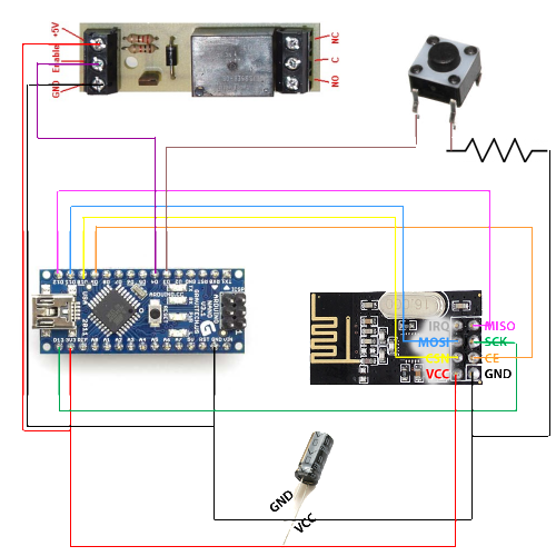 77 Esp8266 Inter  Controlled Switch Easyiot Cloud Mqtt Api additionally Typec besides My Relay Module likewise Blynk Bridge Another Way To  municate Between Two Esp8266 moreover 09p8c 97 Taurus Jump Bypass  pressor I Think Coolant. on relay module wiring