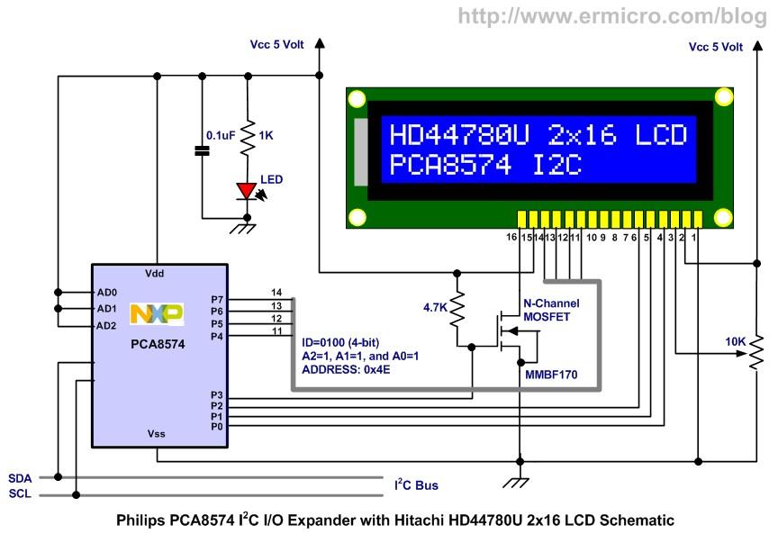 PCF8591 AD / DA Converter Module - Arduino ชลบุรี
