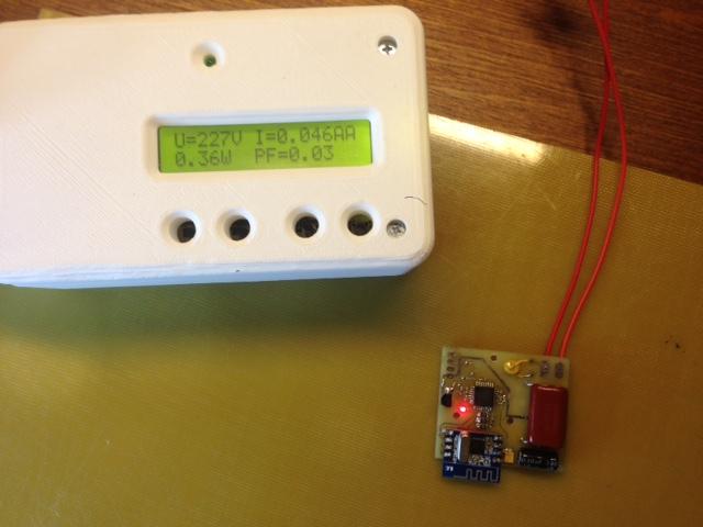 Small Wall Outlet Sensor Node Mysensors Forum